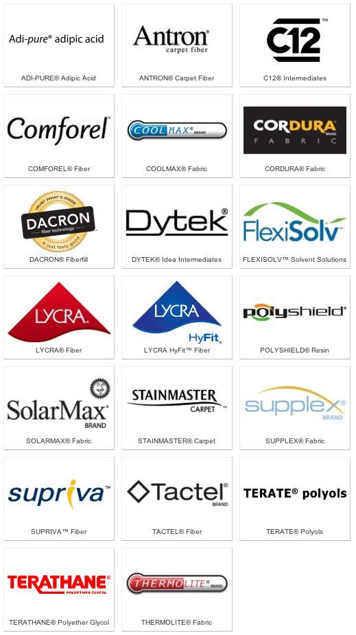 Invista brands