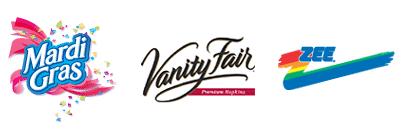 GP napkin brands... Mardi Gras, Vanity Fair, and Zee